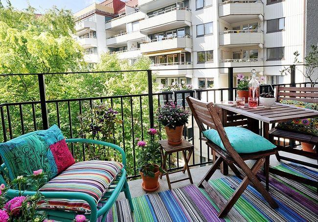 красиві балкони