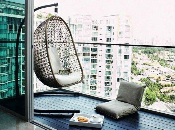 Сучасні красиві балкони фото