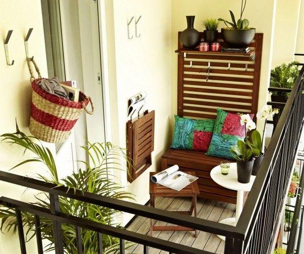 Красиві відкриті балкони фото