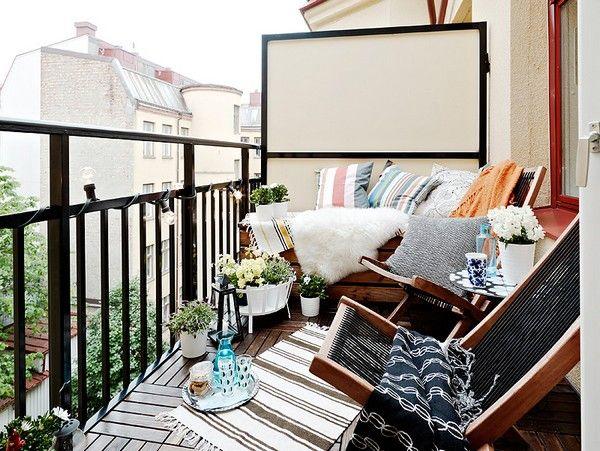 красиві балкони в квартирі фото