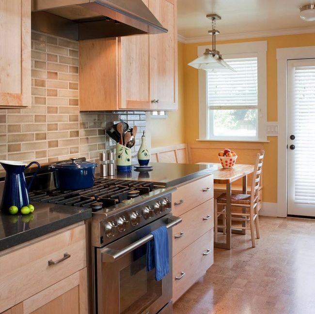 Коркові підлоги: інтер'єр і дизайн