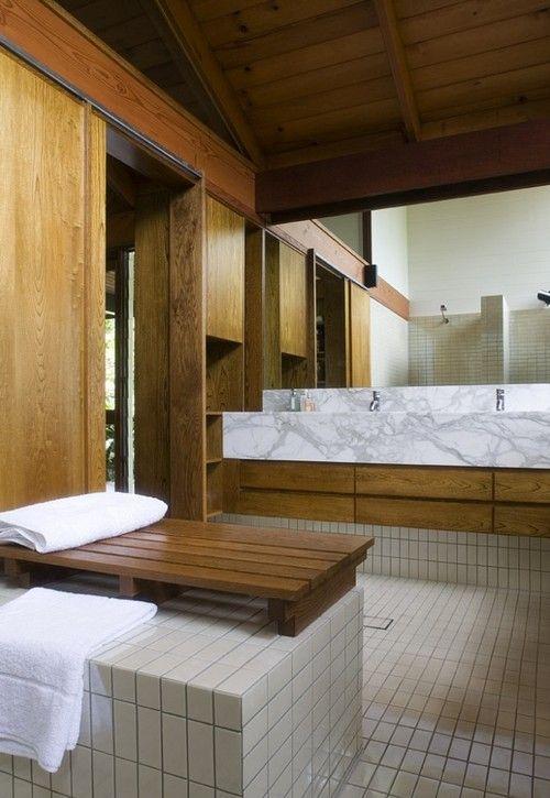 Фото - 4 Альтернативних способу обробки ванної кімнати