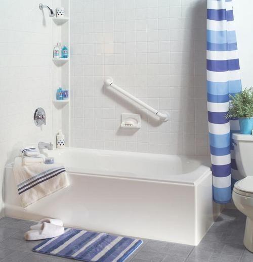 Фото - Акриловий вкладиш у ванну - швидкий і ефективний спосіб реставрації