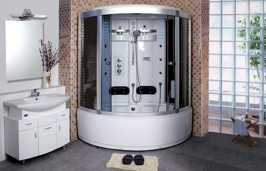 Алгоритм установки душових кабін