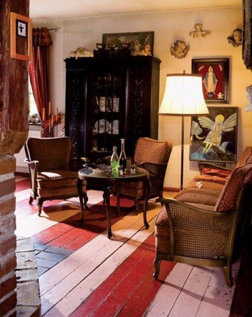 Фото - Антикварні меблі в інтер'єрі: вибір для цінителів старовинної краси