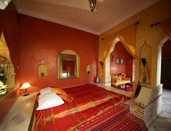 Фото - Арабська стиль в інтер'єрі спальні