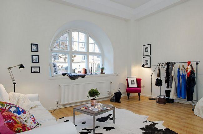 Фото - Арочні вікна: перетворення інтер'єру і екстер'єру