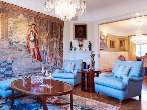 Фото - Арт-нуво в інтер'єрі - творчі ідеї красивого будинку