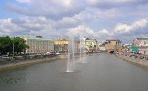 Фото - Автостоянки москви «підуть під воду»