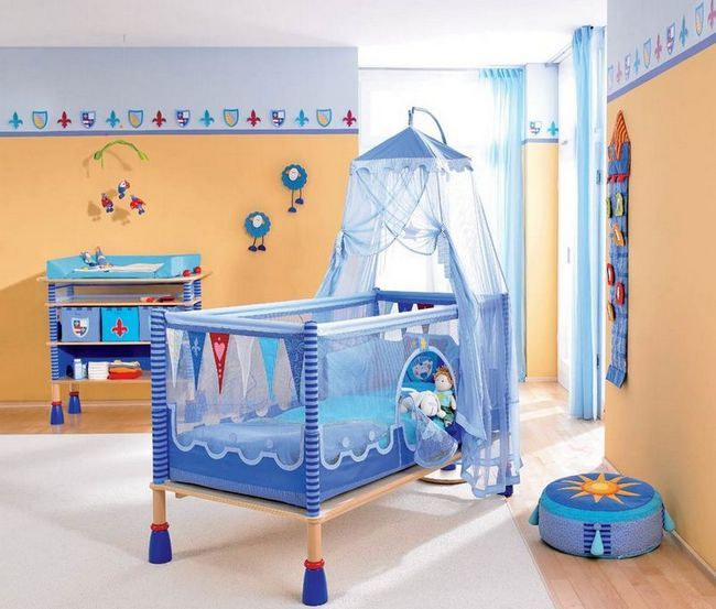 Фото - Балдахін на дитяче ліжечко: мода чи необхідність? Як пошити балдахін своїми руками