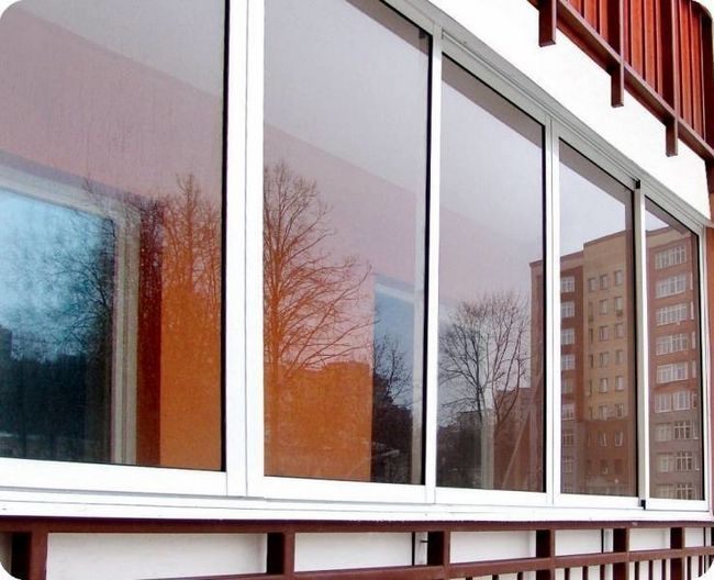 Фото - Балконні рами