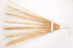 Фото - Бамбуковий віник для лазні та сауни