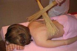 сеанс масажу