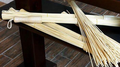 Фото - Бамбуковий віник: екзотично і корисно!