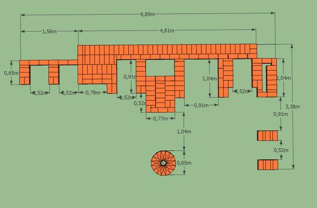 Фото - Барбекю комплекс: етапи проведення будівельних робіт