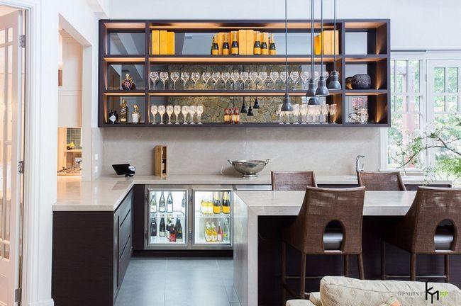Кухонна зона в квартирі