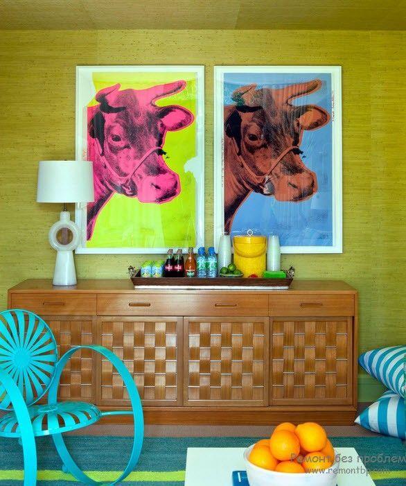 Химерна меблі в ретро стилі
