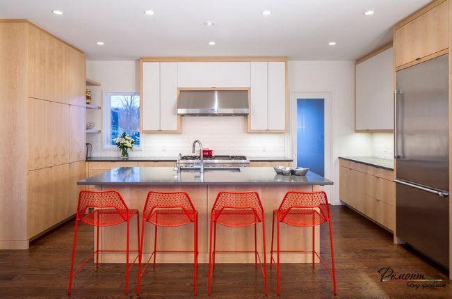 Поєднання будівельних і оздоблювальних матеріалів домоволодіння в Мюнхені
