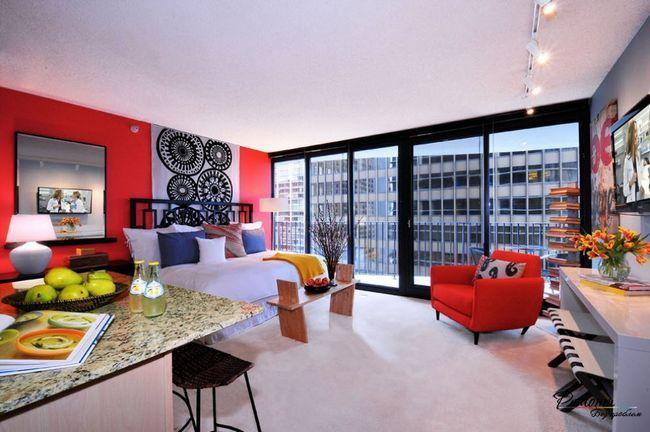 свою кімнату «однушку» можна перетворити в досить-таки привабливу квартиру