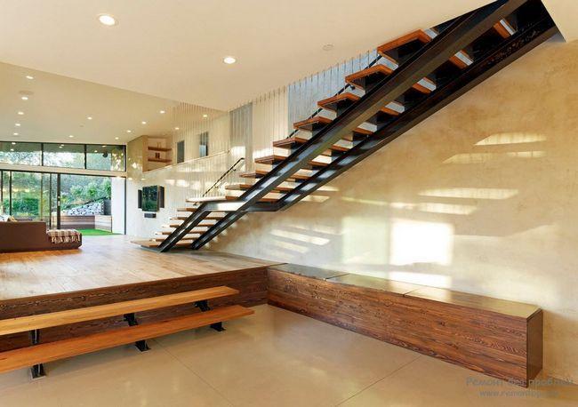 Деревяні панелі для стелі