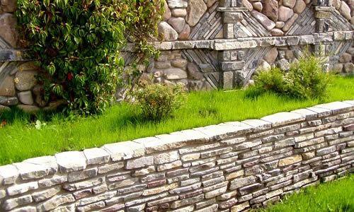 підпірні стіни