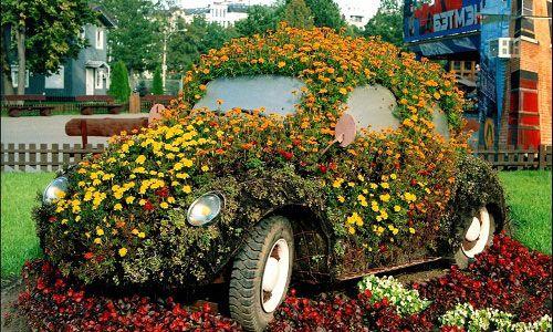 Фото - Безмежні фантазії на тему прикраси саду
