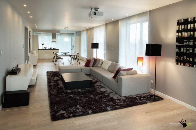 Фото - Раціональний дизайн на прикладі квартири в марселі