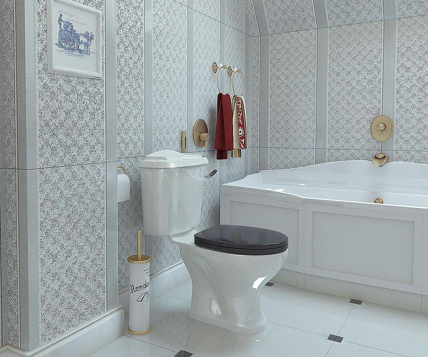 Фото - Бюджетний ремонт туалету своїми руками