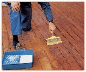 Фото - Цементна стяжка на дерев'яну підлогу з перспективою укладання кахлю