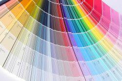 Підбір кольору фарби для бетонних або обштукатурених поверхонь