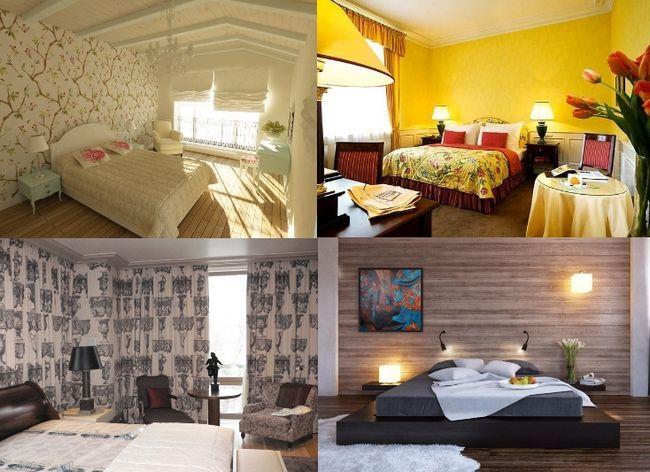 Фото - Чим краще обробити стіни в спальні