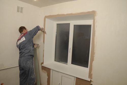 Фото - Чим краще пофарбувати укоси на вікнах?