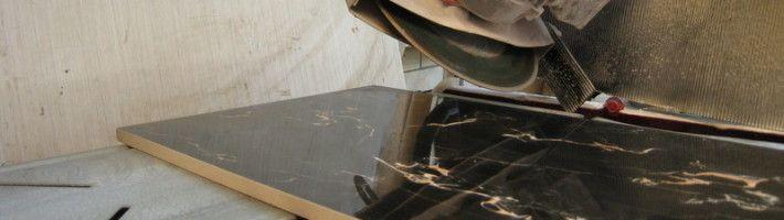Фото - Чим краще різати керамогранітних плитку