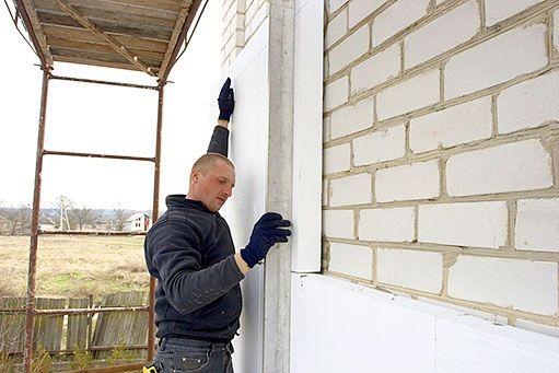 Фото - Чим краще утеплити будинок зовні?
