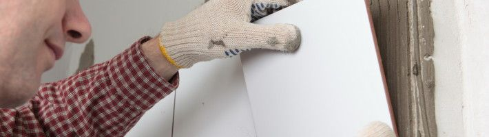 Фото - Чим можна замінити кахельну плитку у ванній і на кухні?