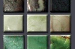 Поширені кольору нефриту