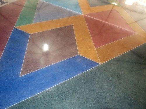 Чим пофарбувати бетон