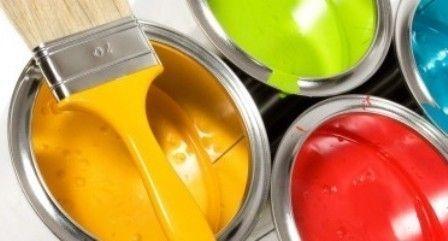 Перш ніж почати фарбування необхідно визначитися з видом фарби.