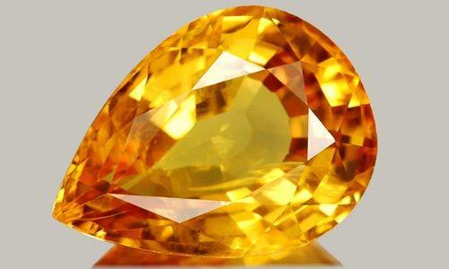 Фото - Чим славиться золотистий топаз