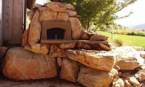 камяний мангал