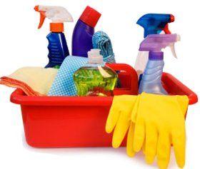 Чистячі засоби для підтримки чистоти унітазу