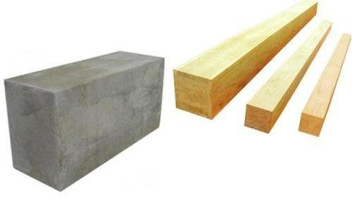Вибір між будівництвом будинку з піноблоків або з бруса