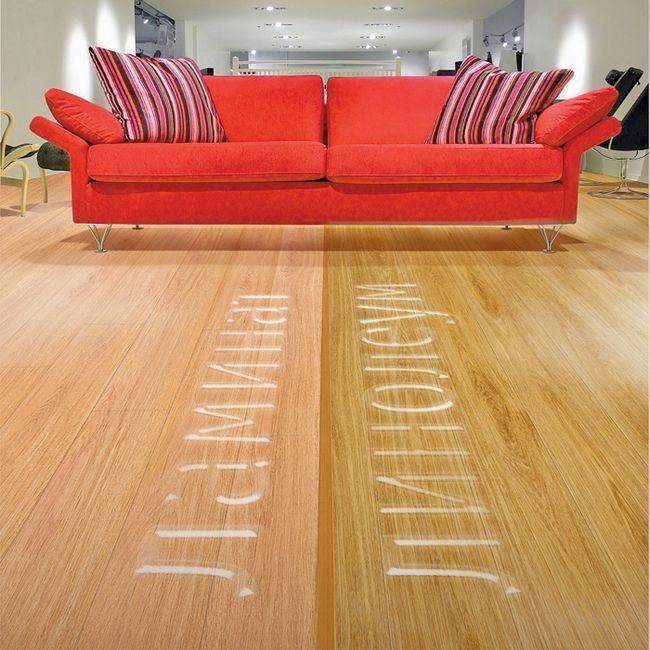 Фото - Що краще: лінолеум або ламінат для підлоги?