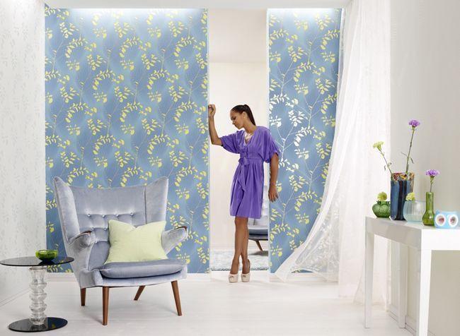 Фото - Що краще - пофарбувати стіни або поклеїти шпалери?