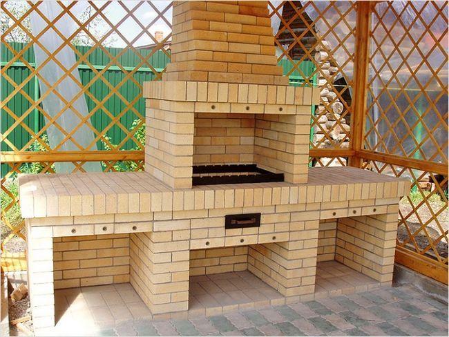 Фото - Що треба знати про будівництво цегельного мангала