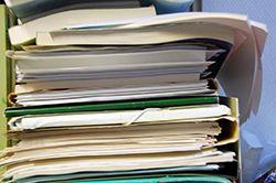 Документи на розділ майна.