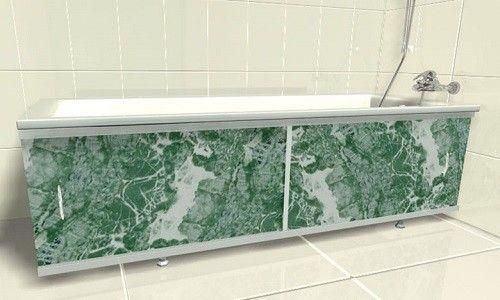 Фото - Що потрібно знати про установку екрану під ванну?