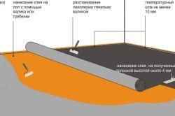 Фото - Що практичніше для покриття підлоги - ламінат або лінолеум?