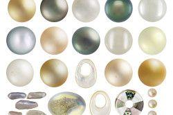 різновиди перлів