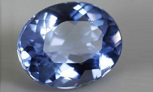 Індигово-синій берил